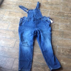 Old navy overalls. NWT.